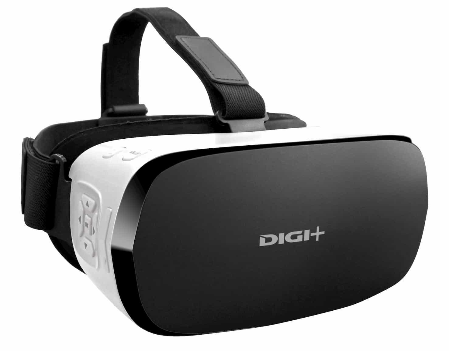 ヘッドマウントディスプレイ型VRゴーグル(DIGI+ DGP-VRG01)を発売 メイン画像