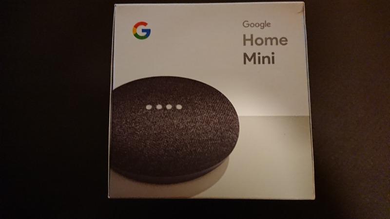 Google Home Miniセットアップのメイン画像